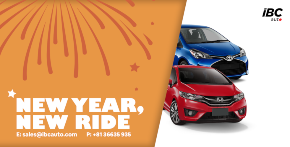 2021 New Year, New Ride Offer