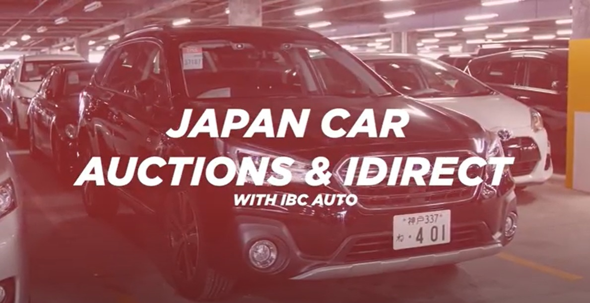 Bidding cars using iDirect
