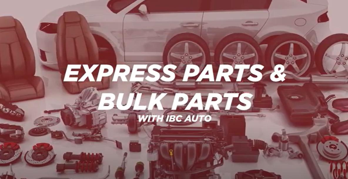 Express and Bulk Parts Order