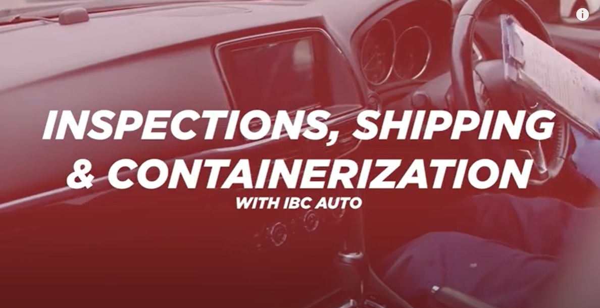 Shipping and Inspection