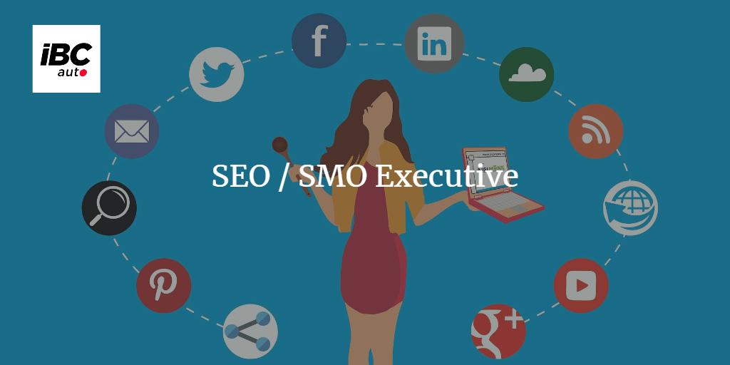 SEO/SMO Executive