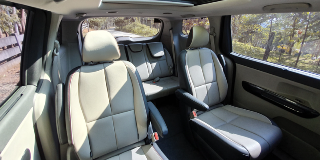 Learn how to decontaminate the interior of your car.
