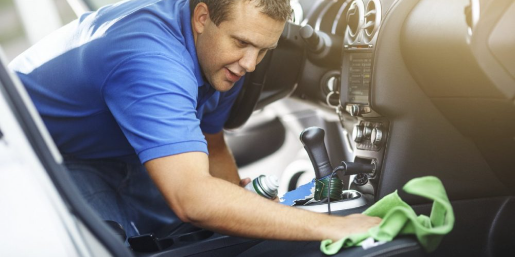 Cleaning your car with these Quick and Handy Tips