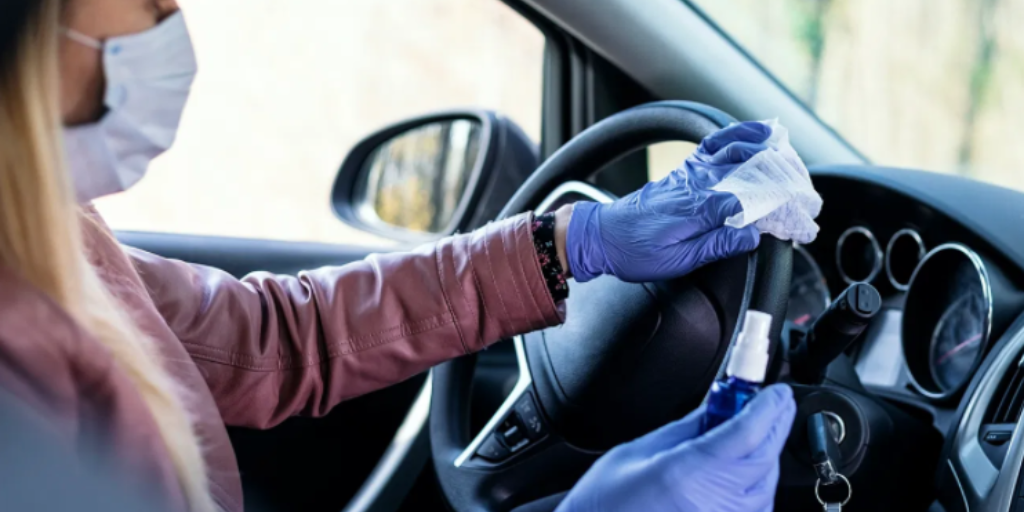 It's Time to Disinfect your Vehicle's Interior