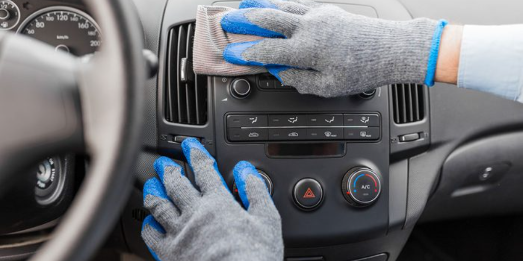 Your Guide to Interior car Detailing
