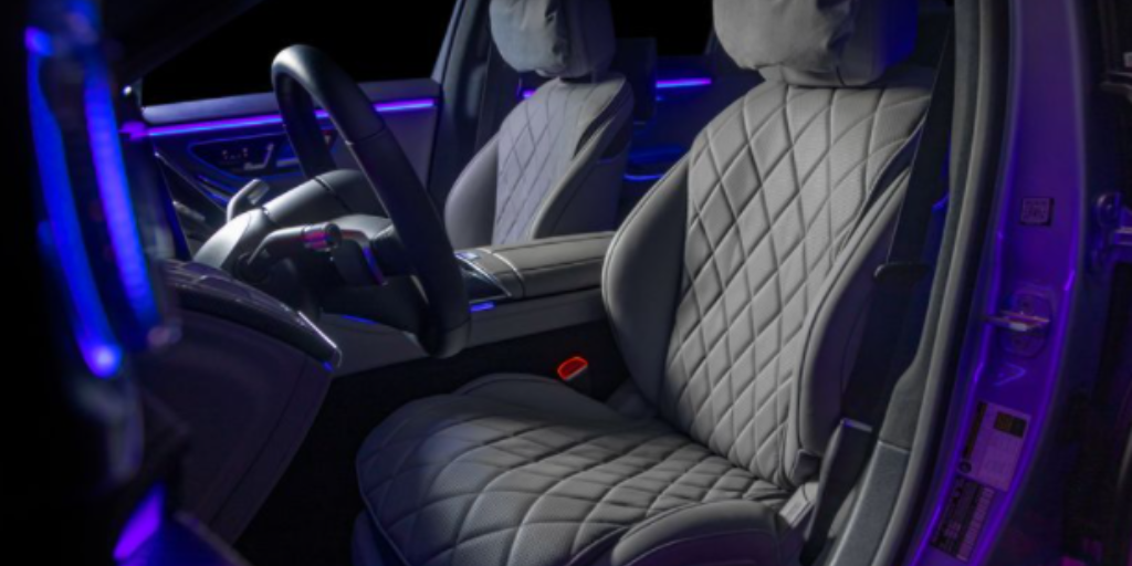Vehicles with the most comfortable seats